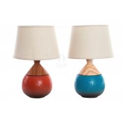 LAMPADA STILE MODERNO LUME CAMERA LETTO LUMETTO COMODINO LAMPADA DA TAVOLO