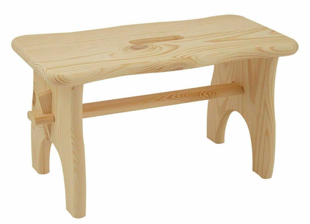 Sedia bimbo poggiapiedi per cameretta camino sgabello in legno