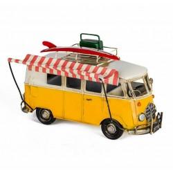 MODELLINO LATTA FURGONE MODELLISMO FURGONCINO MODELLINO COLLEZIONE Volkswagen