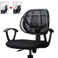 Sedia Ufficio Supporto schiena ergonomico anti traspirante con massaggio