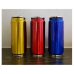 Borraccia Thermos in acciaio con beccuccio per bere contenitore a norma cee tras