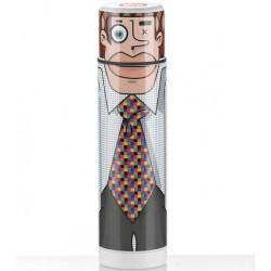 Thermos di Mister Fred in acciaio per bevande calde fredde tappo bicchiere